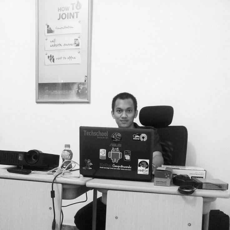 Fahmi: mentor network