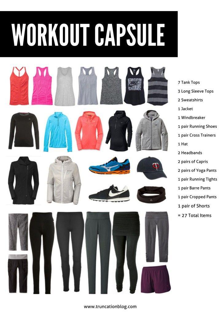 Truncation - Fall 2015 Workout Capsule - Truncation