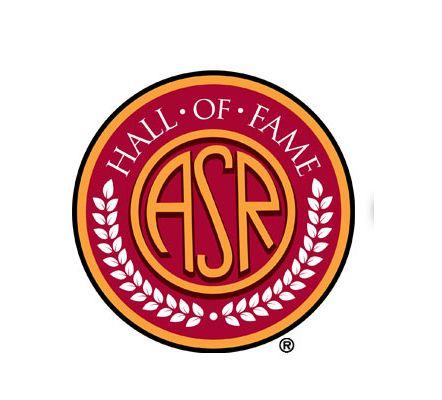 Logo AS ROMA Hall of Fame (ogni anno alcuni giocatori storici vengono votati dai tifosi per entrare nella bacheca ufficiale dei migliori calciatori della storia giallorossa)