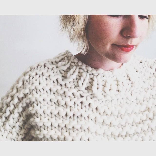 Nolita Sweater | We Are Knitters