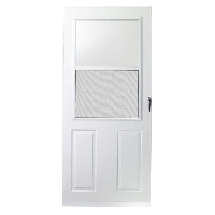 25 best ideas about emco storm door on pinterest andersen storm doors storm doors and - Screen storm doors home depot ...