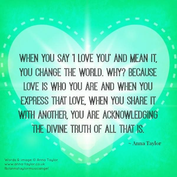 say i love you god is love its you taylors anna quotes encouragement ...