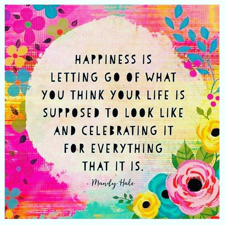 This definitely rings true for me right now. This year I want to be more grateful for the things I have and to really enjoy the good things and amazing people and opportunities I have in my life.  I have learned that spending too much time trying to create the life I think will be perfect doesn't bring joy or happiness.  Thanks @positiveli for sharing this quote!  #happiness #joy #happy #life #quote #positive