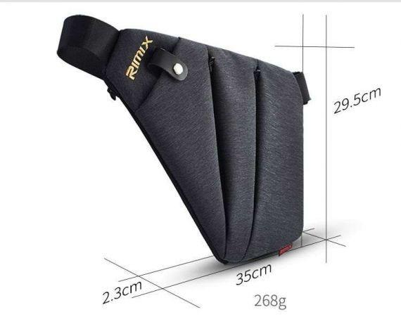 dc248719299c Рюкзак-слинг-сумка-кобура-мессенджер ArtX Style Rimix мужская Акция Киев -  изображение 7