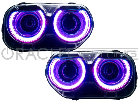 Oracle 2015 Dodge Challenger LED Halo Kit