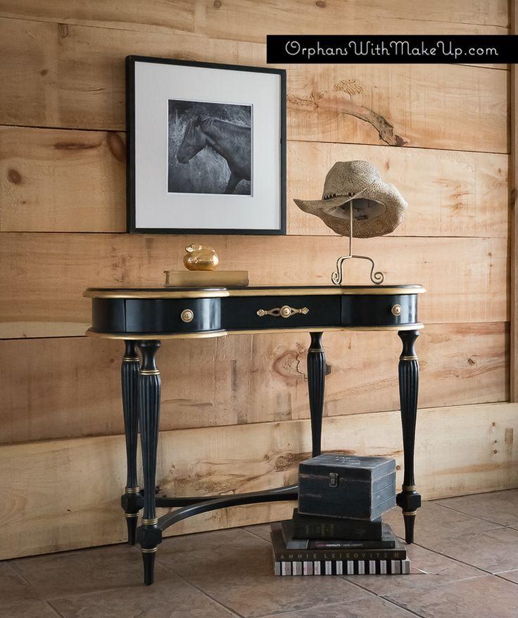 Gold Painted Furniture Diy