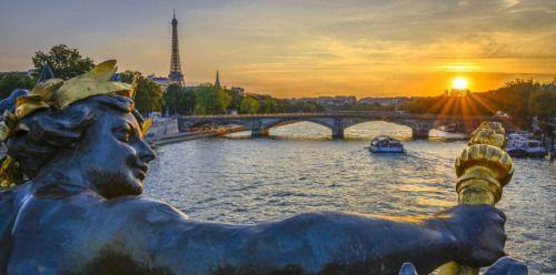 Enamorado? Conoce 6 lugares románticos en #París -...