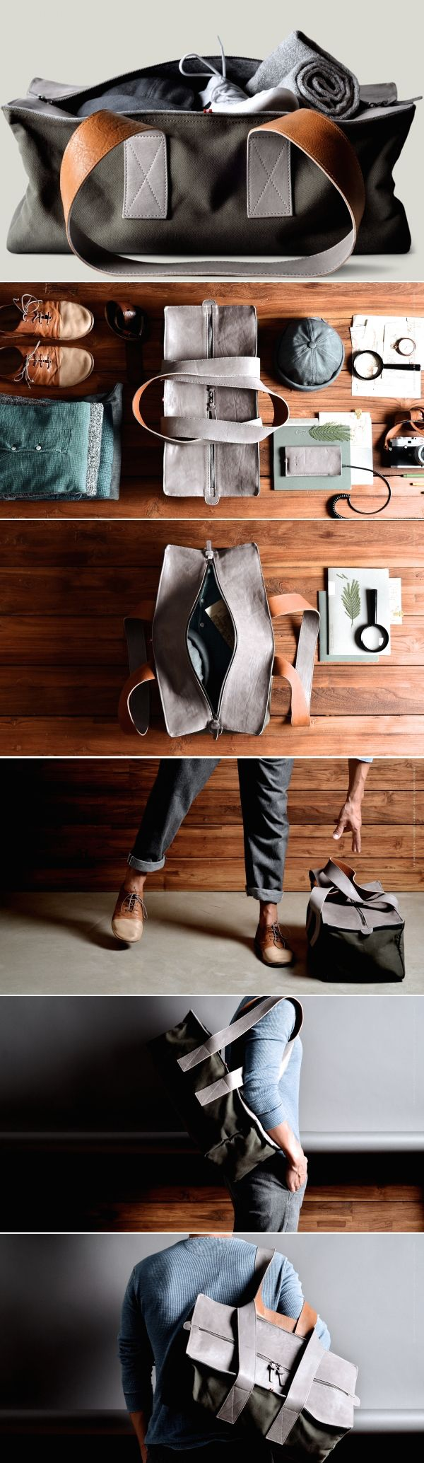 #hardgraft Form Gym Bag