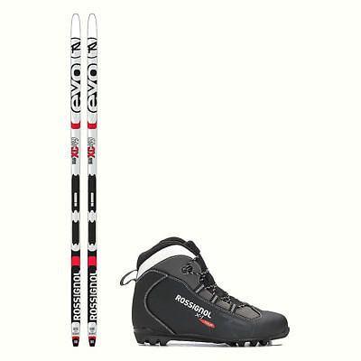 Cross Country Skis For Sale Ebay >> Cross Country Skiing 36264 Rossignol Evo First 49 Ifp X 1 Nnn Cross