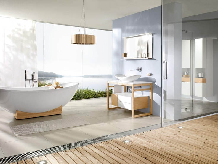 16 best Villeroy \ Boch Bathing images on Pinterest Bathroom - badezimmer villeroy und boch
