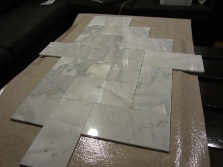 Image Result For 6 X 12 White Floor Tiles
