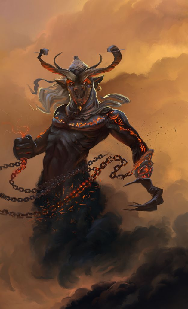 the mystery surrounding the mythical creatures djinns