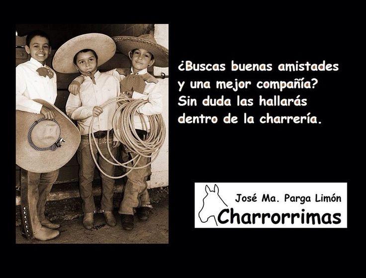 Buenas Amistades #charro #angieglezj | Amor ️Charro ...