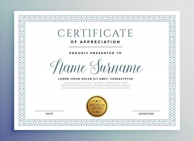 Download Classic Certificate Award Template For Free Award Template Award Templates Free Awards Certificates Template
