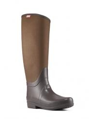 The Regent St. James boot. Equestrian silhouette is accented by a waterproof canvas upper.