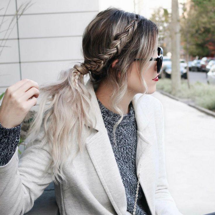 Έχετε μακριά μαλλιά; Επιλέξτε τις πλεξίδες -είναι πολύ βολικές και εξαιρετικά μοδάτες! -30% για Νέους Πελάτες στο 1ο Ραντεβού. Συμπληρώστε τη φόρμα στο site μας ➡