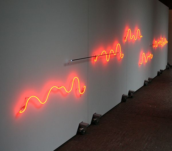 Jan van Munster - Ratio - Neon