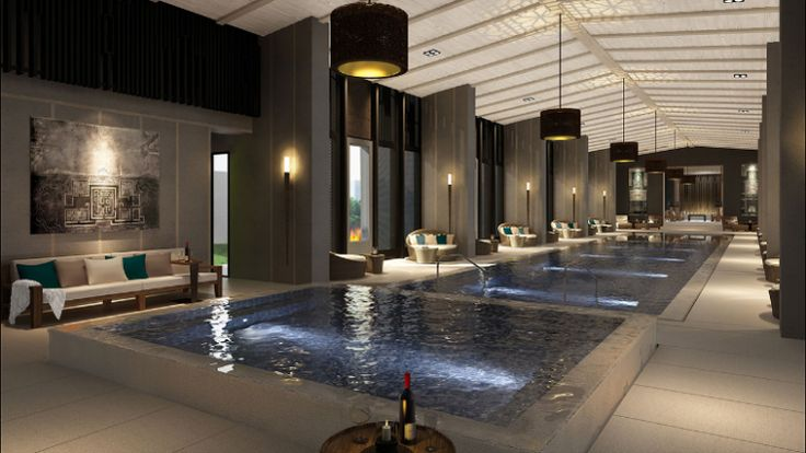 """China's southernmost province widely known as """"the Hawaii of China"""" has a new luxury hotel. Designed by the award-winning Belgian architect Jean-Michel Gathy, the new Park Hyatt Sanya Sunny Bay Resort manages to combine the luxury of privacy and exclusivity with accessibility."""
