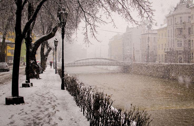 Snow in Sarajevo II* by Tarik  Jesenković on 500px