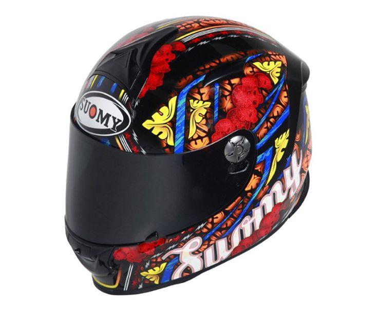 Suomy helmet