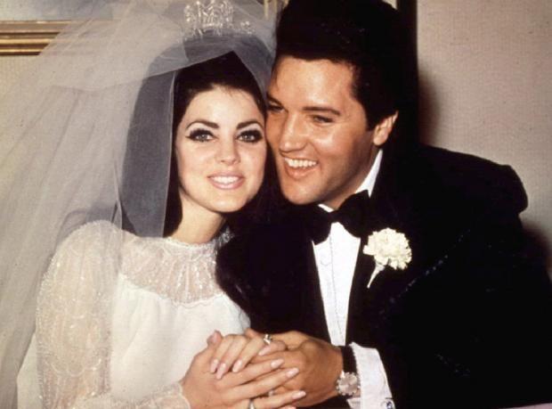 Fotos Bodas Famosas Bodas Reales Bodas Actrices Bodas Originales Vestidos Trajes: Elvis Presley