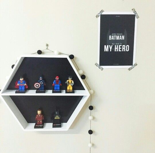 Kmart hack. Superhero