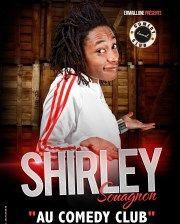 Shirley Souagnon Le Comedy Club Affiche