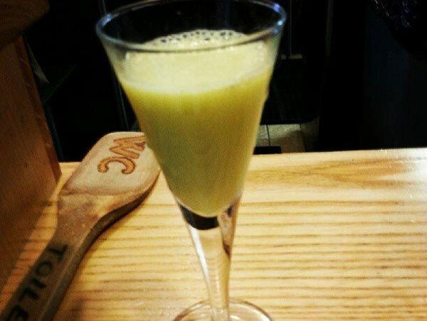 benefits of ginger juice