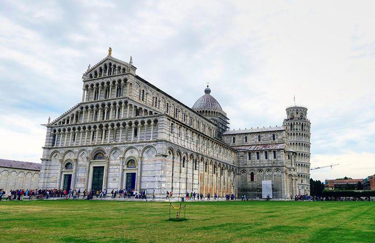 Pisa. Piazza dei Miracoli. Foto de Yolanda Gonzalez