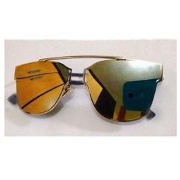 Oculos Escuros Quadrado Polarizado