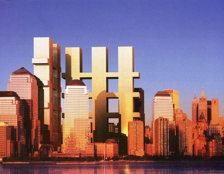 08_World Trade Center_Richard Meier Peter Eisenman Gwathmey Siegel Steven Holl
