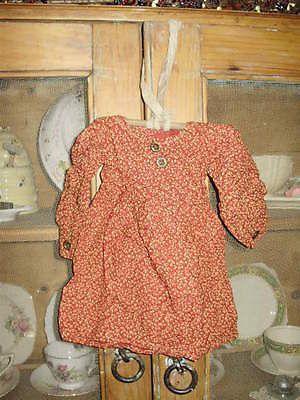 **~Prim Dolls Dress - Burgundy~** $10