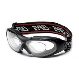 Eyres 707 Goggle Rx Insert Non Prescription Safety Glasses