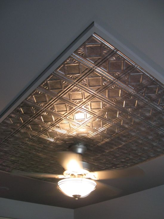 33 Best Images About Kitchen Light Box On Pinterest Kitchen Ceilings Tin Ceiling Tiles And In