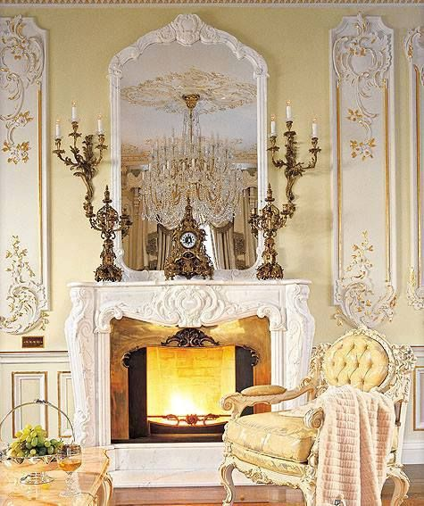 268 Best French Inspired Living Rooms Images On Pinterest