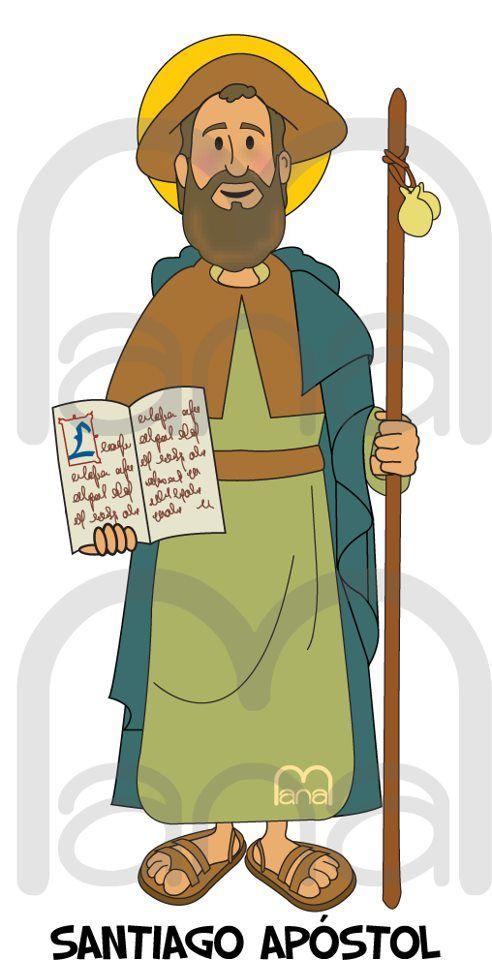 imagen santiago apostol plis - Google Search