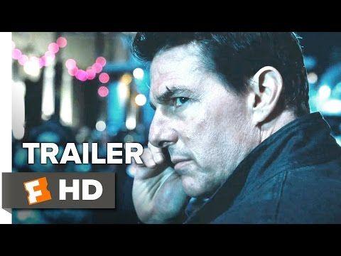 Jack Reacher Never Go Back Official Trailer   Tom Cruise