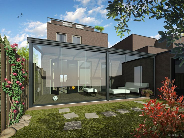 Lovely  Komplettbausatz f r Terrassendach ALU Konstruktion in ANTHRAZIT mit Sicherheitsglas VSG mm ALLES