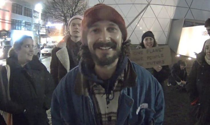 Shia Labeouf Arrested In New York After Attacking Neo-Nazi [Video]