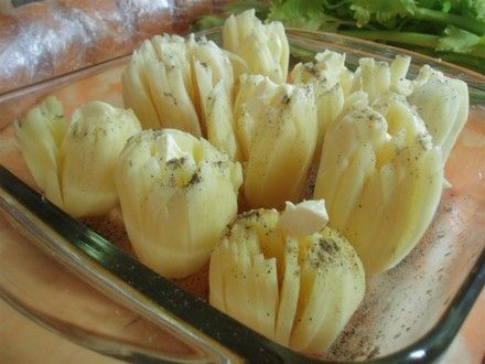 Картофель Дофинэ