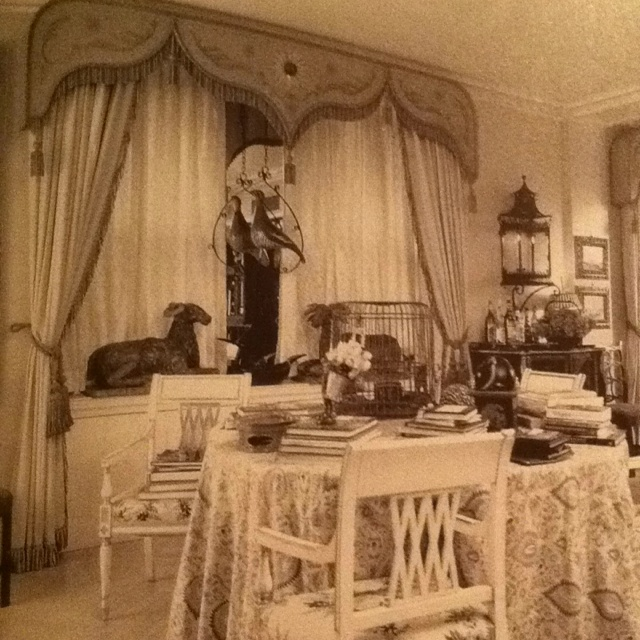 Morgan Library Dining Room: 302 Best Images About Sister Parish On Pinterest