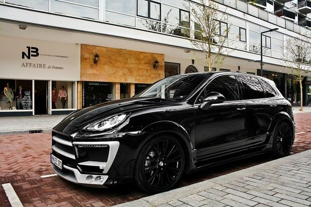 Footballers seem to have an affinity with big, sporty SUVs and until Lamborghini's new SUV model arrives in 2015, the Porsche Cayenne is about as sporty as it gets, especially in GTS (pictured) or Turbo S trim.