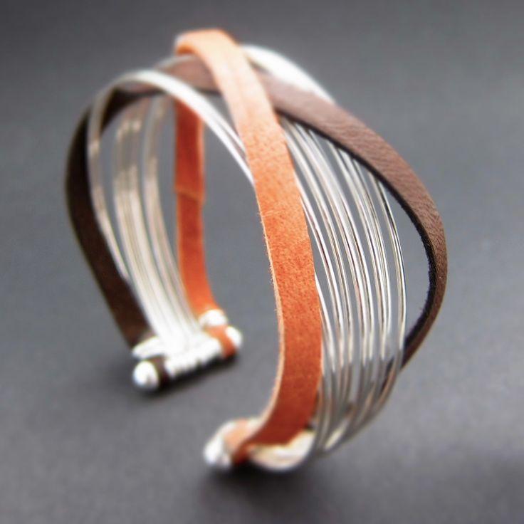 Emilio Sotelo Silver Bracelets