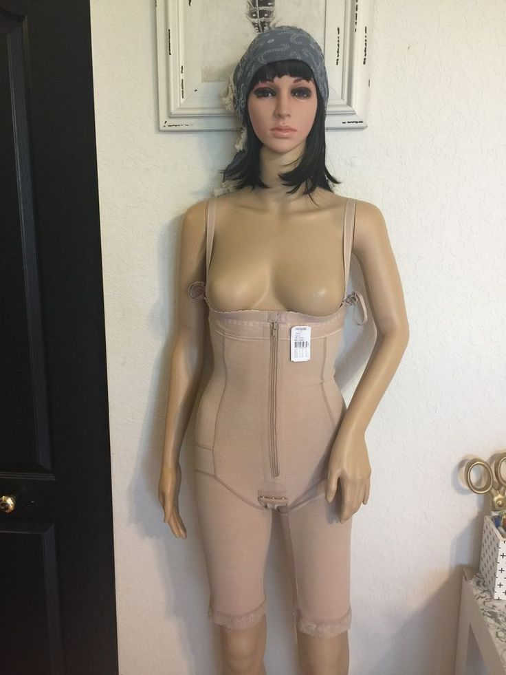 NWT Colombian Diane Poitiere Waist Cincher/Slimmer Shapewear Bone Color Size M #DianePoitiere #WaistCinchers