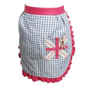Vintage Union Jack Apron / Pinny
