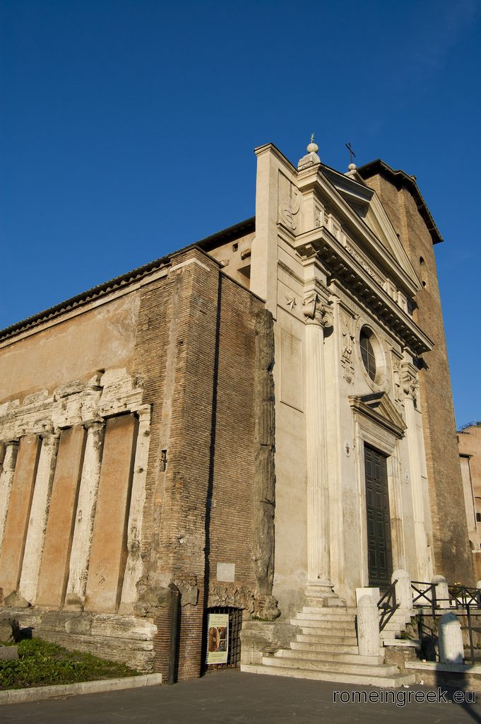 S.Nicola in Carcere  |  Roman Churches