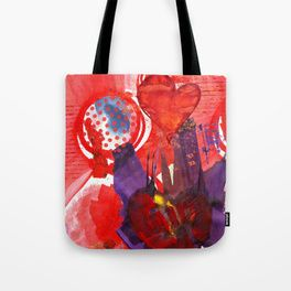 Valentine Love Tote Bag. $20.99