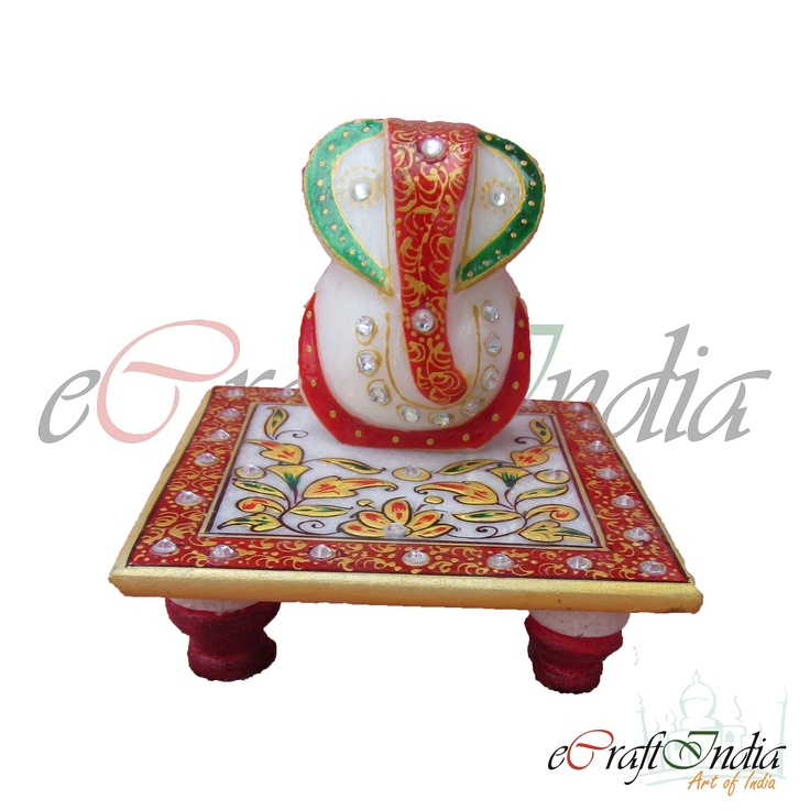 Aesthetically designed these products are widely used for worship Lord Ganesha, as it is believed that he is the deity of wisdom and prosperity. Our products are available in plethora of sizes and designs that are carved with hands.