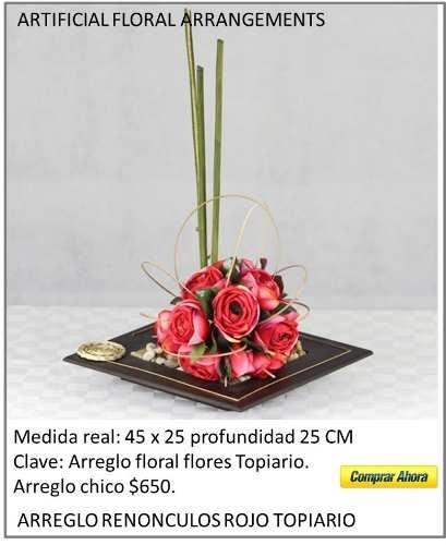 Arreglos Florales Artificiales Mmu
