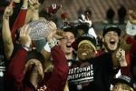 Seminole Jubilation | BCS National Championship Game 2014: Most Memorable Photos from Auburn vs. FSU | Bleacher Report